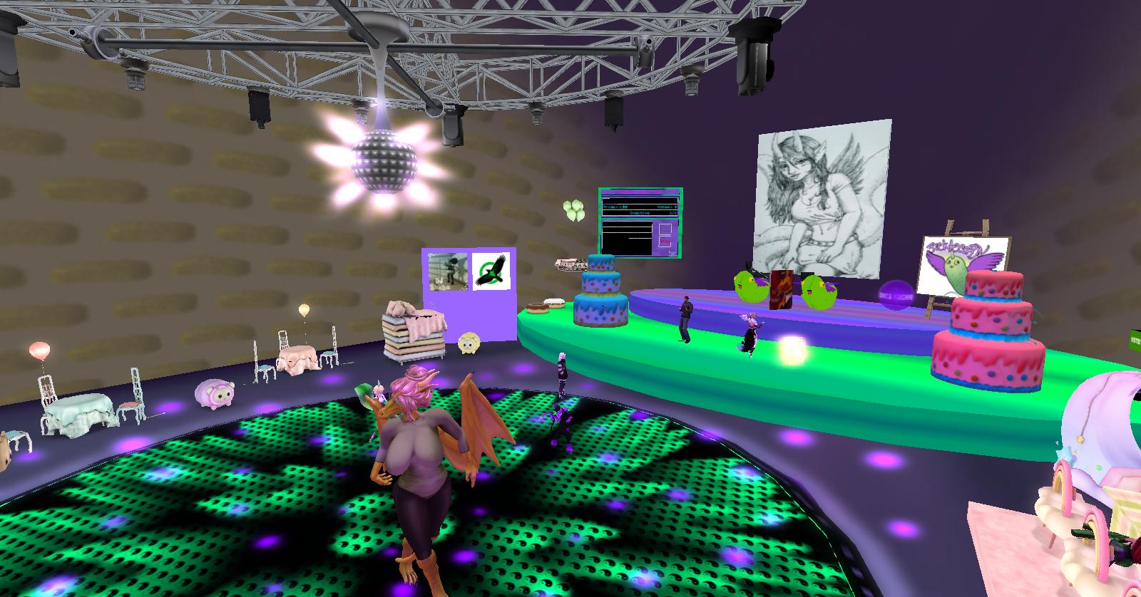Sakuya's Birthday Party