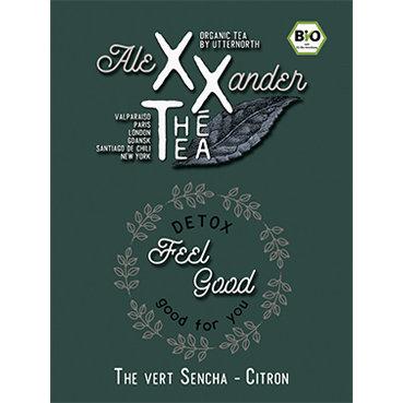Feel Good detox - The vert Citron