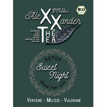 Sweet Night detox - Verveine Melisse Valeriane