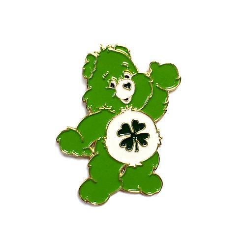 Care Bear Good Luck Bear enamel pin