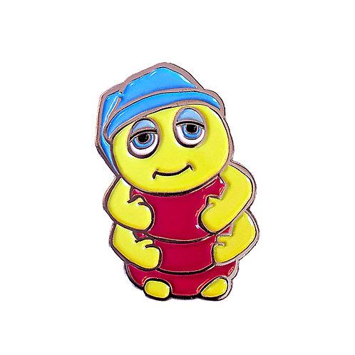 Glo Friends - Glo Snugbug - Enamel Pin