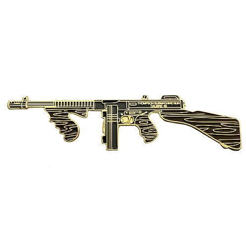 Call of Duty Thompson Submachine Gun enamel pin
