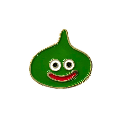 Dragon Quest Slime enamel pin