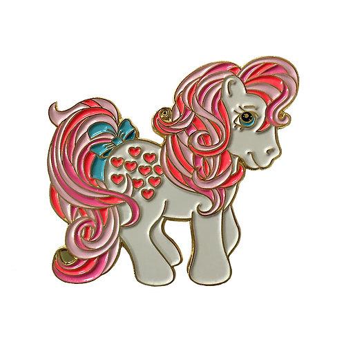 My Little Pony Snuzzle enamel pin