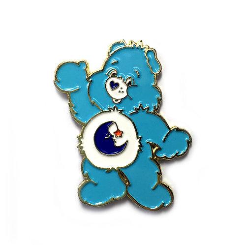 Care Bear Bedtime Bear enamel pin