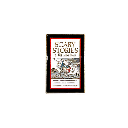 Scary Stories to Tell in the Dark Enamel Pin