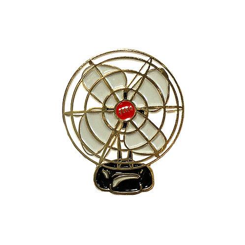 Zero Fan Enamel Pin - 2 Colors!