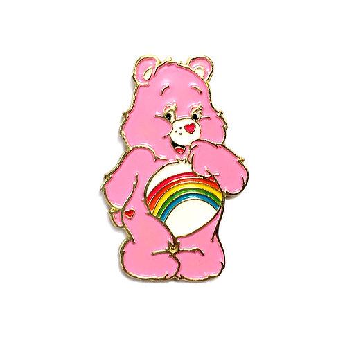 Care Bear Cheer Bear enamel pin