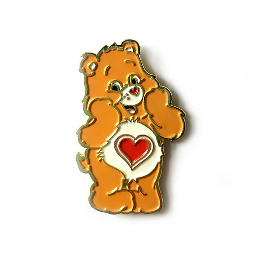 Care Bear Tenderheart Bear enamel pin