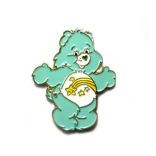 Care Bear Wish Bear enamel pin