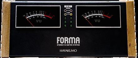 HAYAKUMO FORMA VU メーター 045guitars
