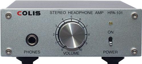 ヘッドフォン・アンプ「COLIS HPA-101」