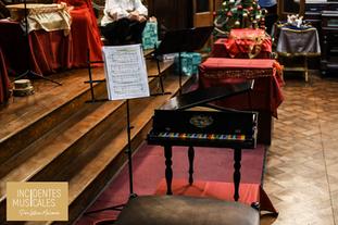 PIANOS DE TALLA CHICA