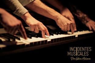 MUCHAS MANOS EN UN PIANO PUEDE SER DIVERTIDO