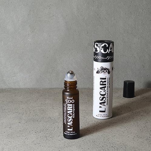 body fragrance unisex blend 500
