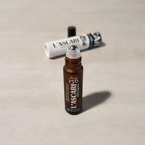 body fragrance unisex. blend 156
