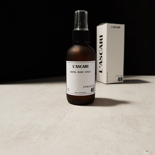 aroma room spray 49 espresso bar