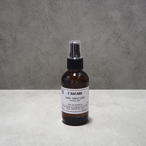 hand sanitizer. cucumber lavender