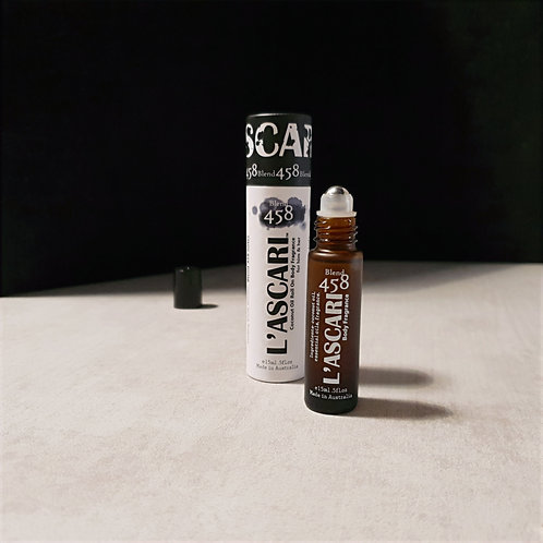 body fragrance unisex blend 458