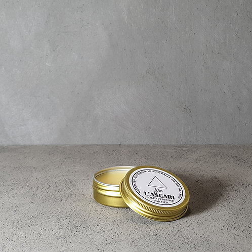 solid perfume. fire