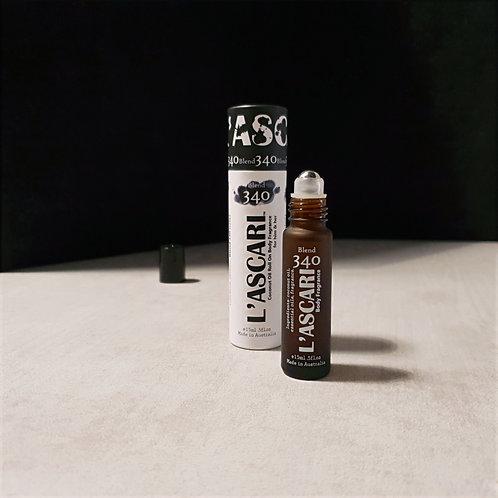 body fragrance unisex blend 340