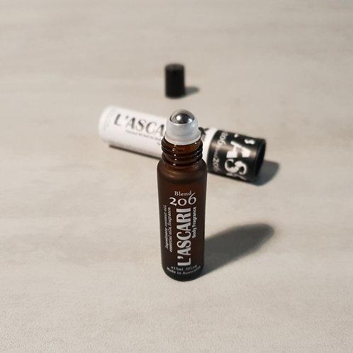 body fragrance unisex. blend 206