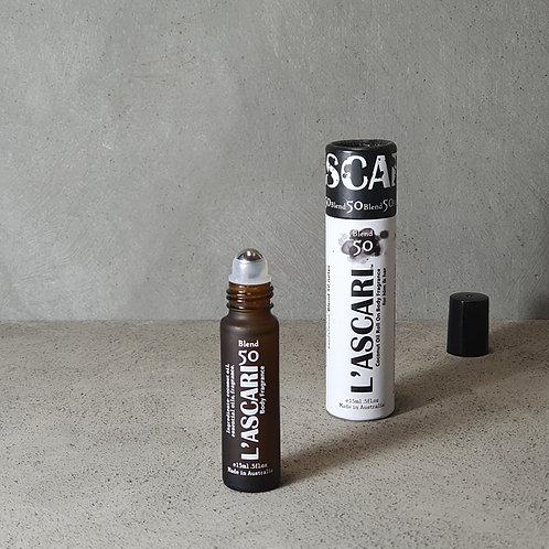 body fragrance unisex blend 50