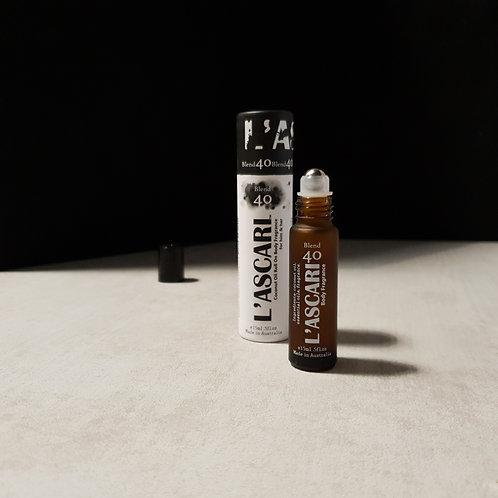 body fragrance unisex blend 40