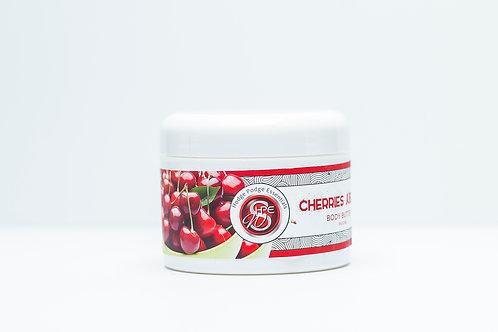 Cherries Jubilee Body Butter