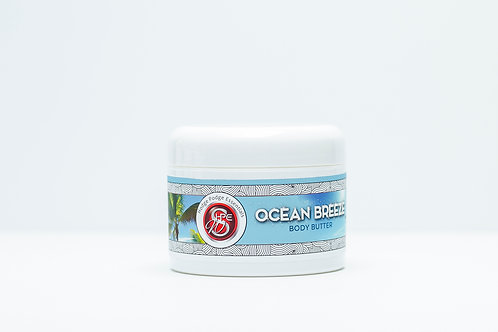 Ocean Breeze Body Butter