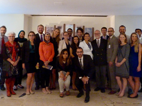 ARCE Welcomes the Shafik Gabr Foundation East-West: The Art of Dialogue Fellows
