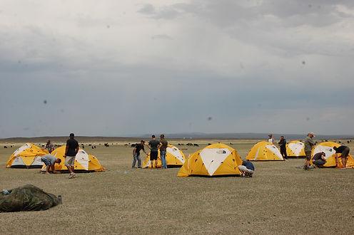 ACMS Hosts ROTC Mongolian Cultural Interpretation Field
