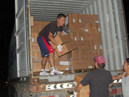 ACMS' Books for Mongolia Program Receives 10,000-book Shipment