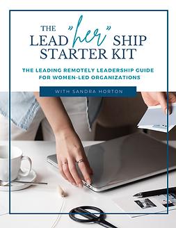 The Lead Her Ship Starter Kit - Leading