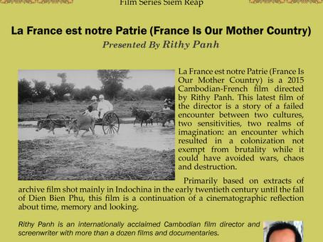 "CKS Film Series: Screening of ""La France est notre Patrie"""