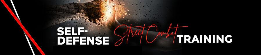 Self Defense Street Combat Training artwork