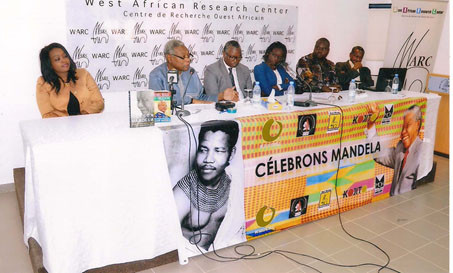 Mandela Celebration at WARC