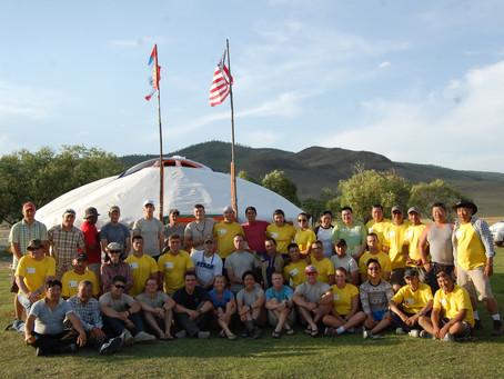 ACMS Hosts ROTC Mongolian Cultural Interpretation Field Workshop