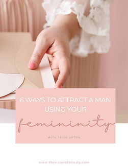 Lead Magnet - 6 Ways to Attract A Man us