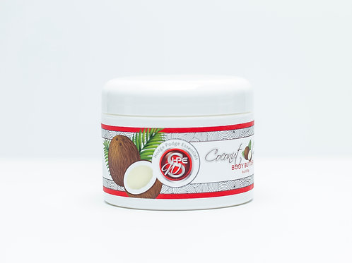 Coconut Cream Body Butter