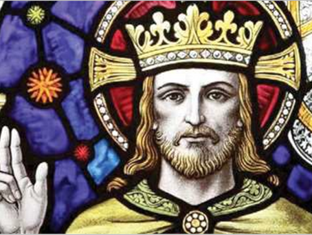 Pastoral Letter - Christ the King