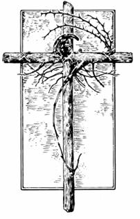 St Lawrence Church Bronze Cross