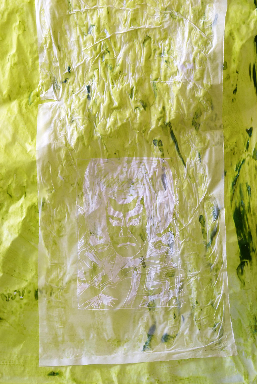 Japana-Green Silk Samurai detail.jpg