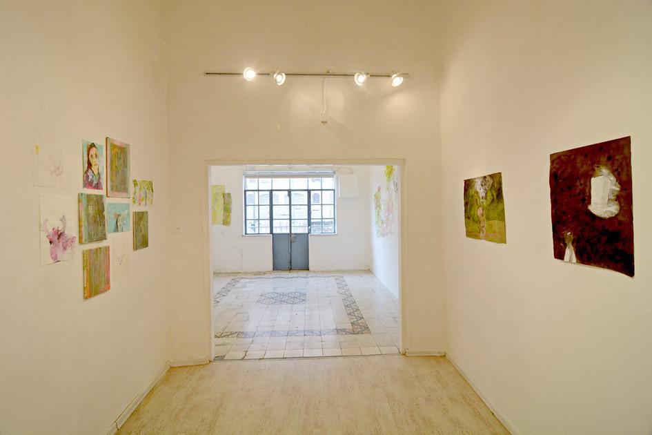 Fe de Errat exhibition view
