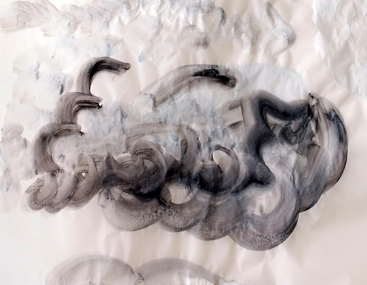 Japana-Grey Silk Cloud