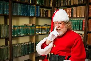 Meet santa for hire Santa Bob santa bay st louis