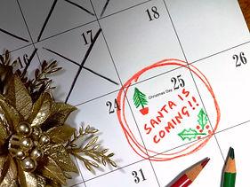 Santa is coming Hire Santa Bob for Christmas events bay st louis santa