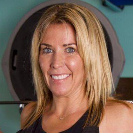 Jody Core Douglas, Pilates Coach