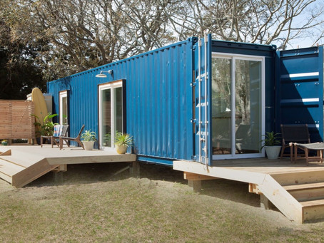 Myths About Shipping Container Homes.