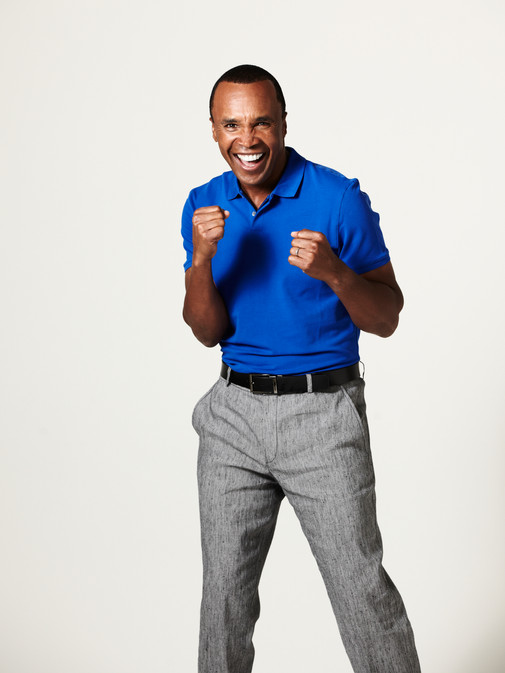 Boxing Legend Sugar Ray Leonard on Perserverence and His Foundation Helping Inner City Kids